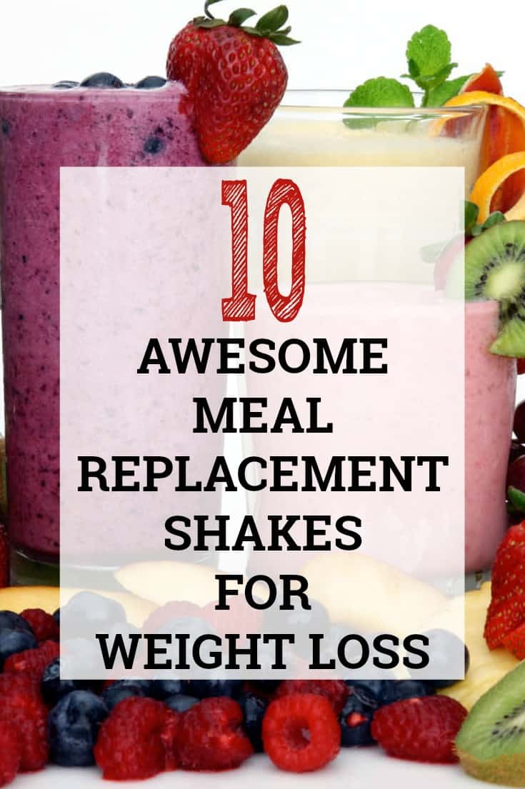 10 tasty and nutritious meal replacement smoothies that you can make in a matter of minutes.