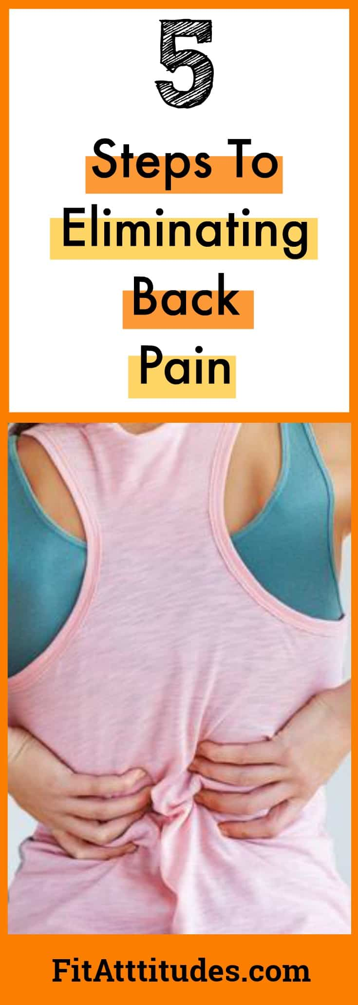 Eliminate Back Pain