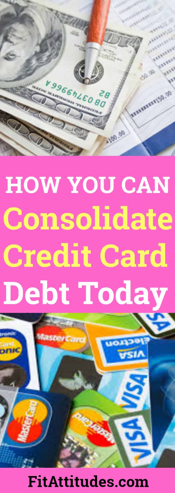 Start Paying Off Your Credit Card Debt Today Without A Loan