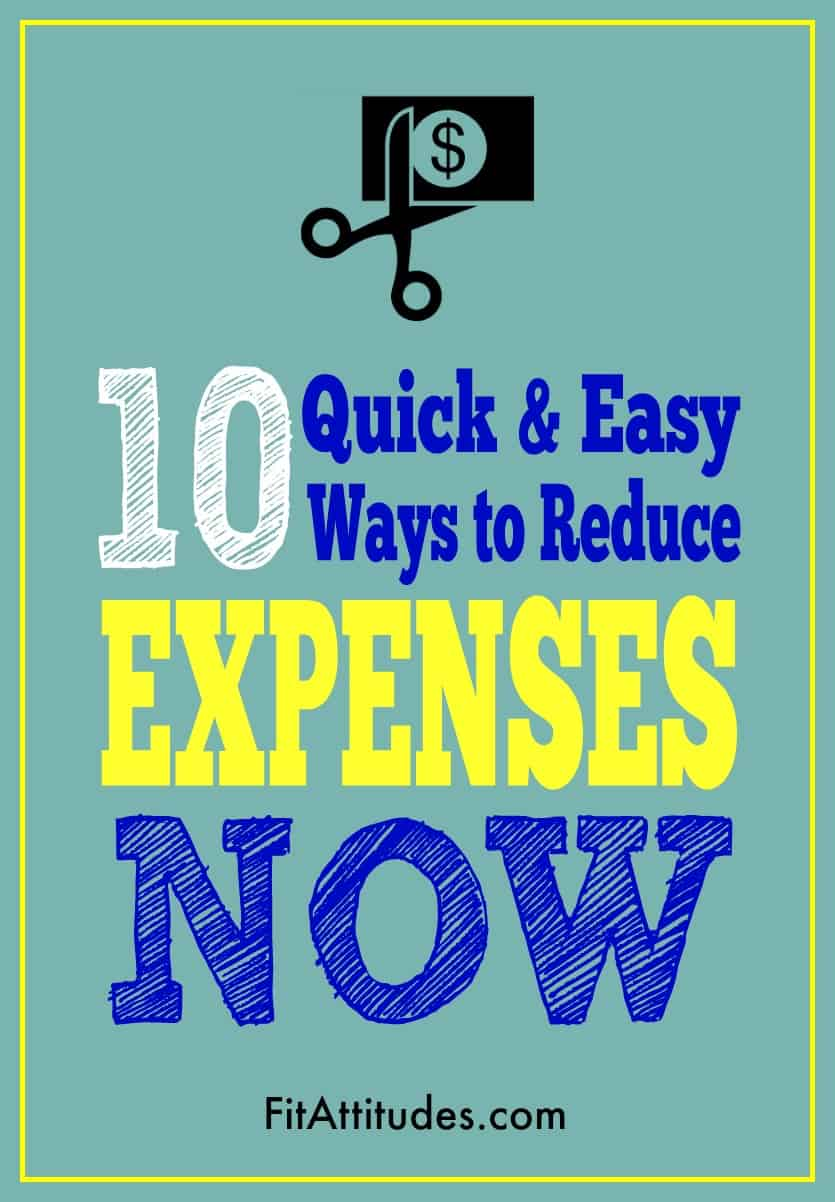 Follow these simple cost reduction ideas to save big #howtosavemoney