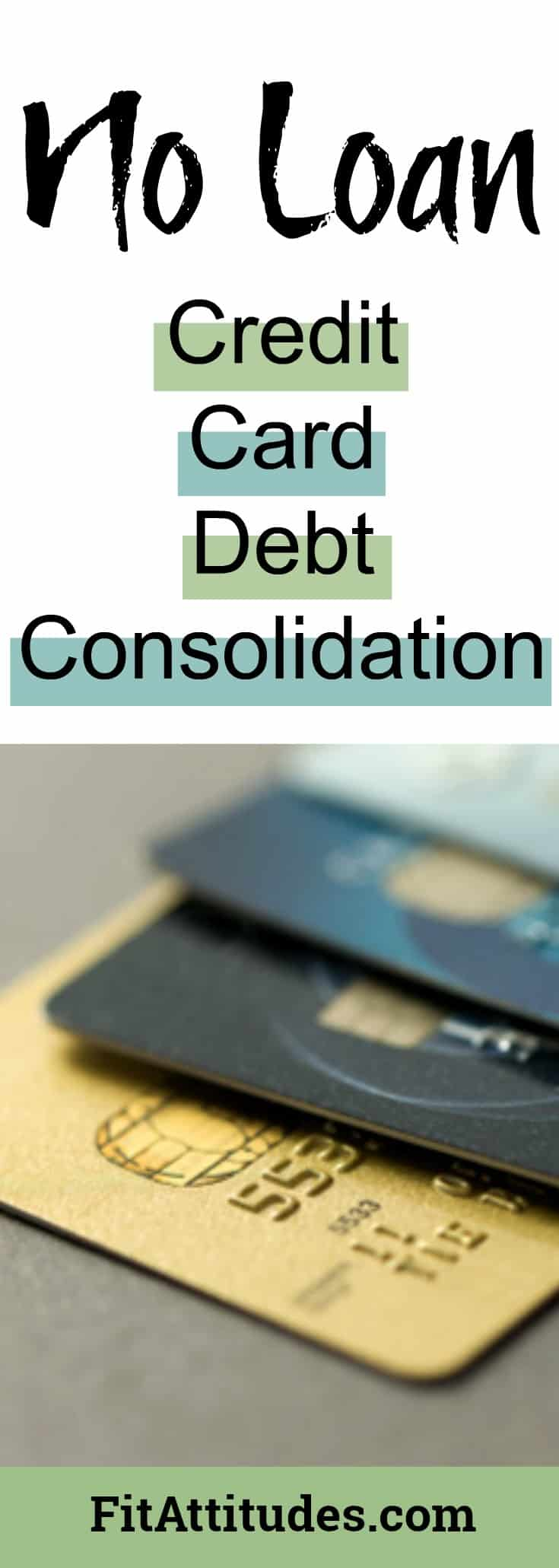 No Loan Debt Consolidation