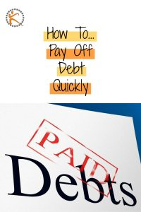 Pay Off Debt Quickly