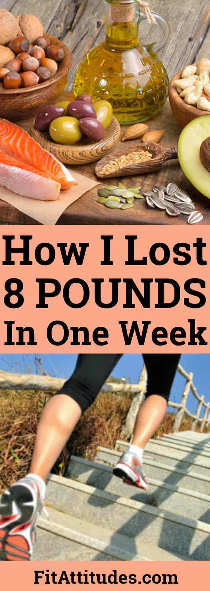 Looking for a way to take the pounds off quickly?