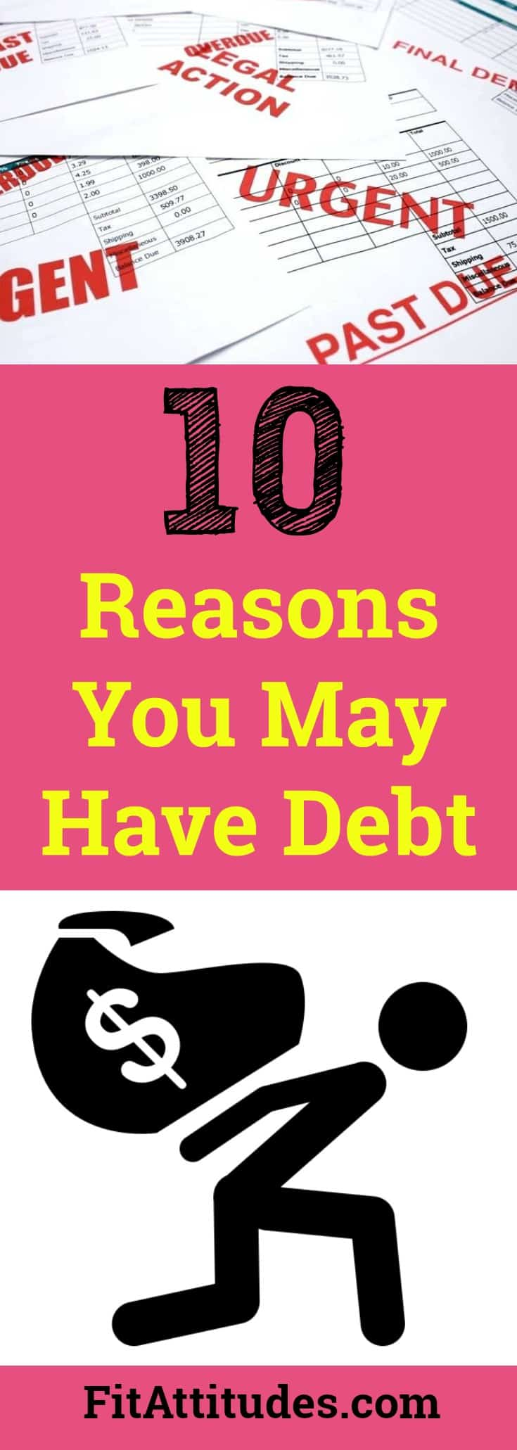 Reasons for Debt