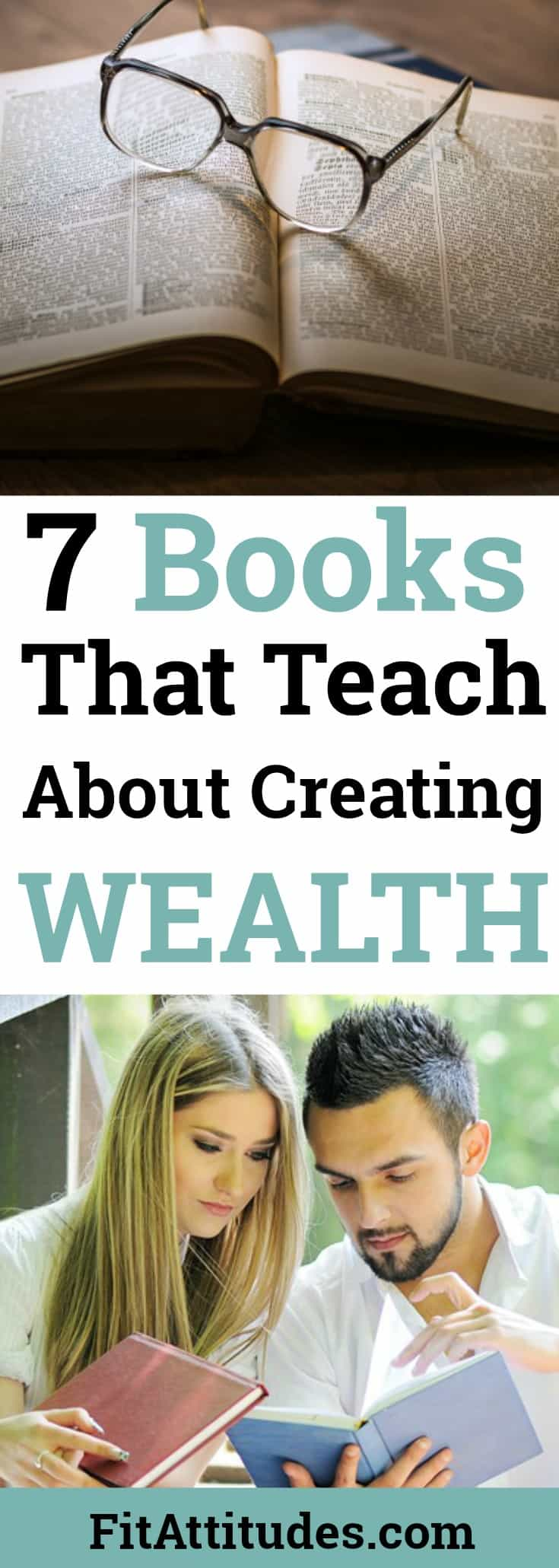 Interested in financial planning for your future? These popular books will help you learn to build wealth.