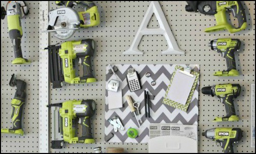20 Quick and Easy Garage Organization Ideas