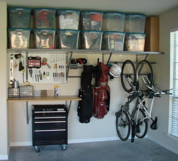 Storage Systems for Garages