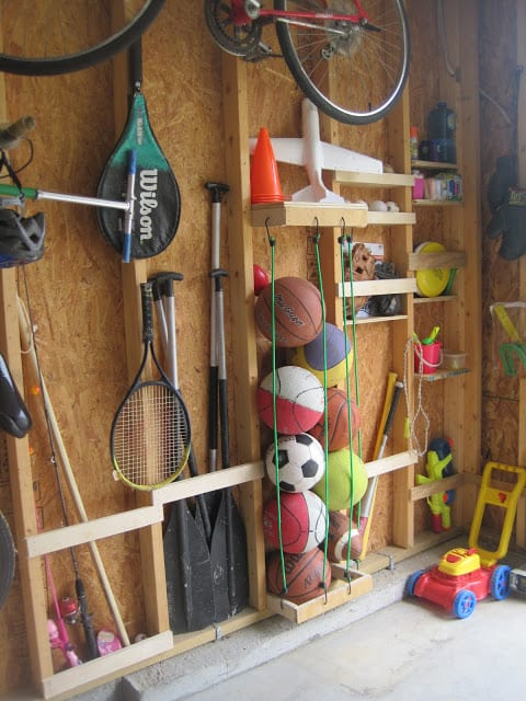 Quick Garage Organization Hacks