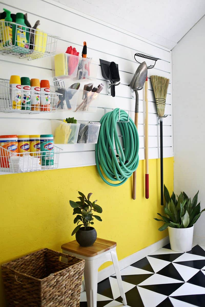 20 Quick And Easy Garage Organization Ideas And Solutions