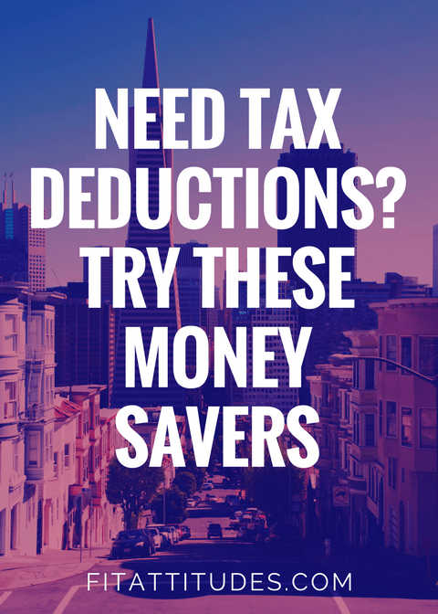 Need tax deductions #taxdeductionslist