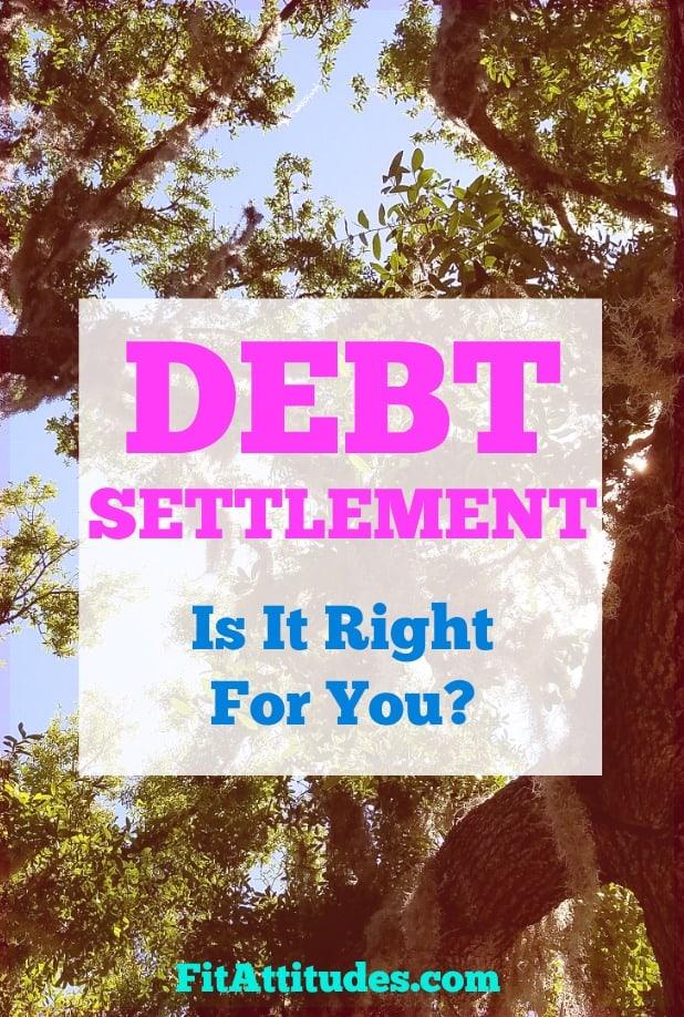 Got Debt? Get the facts on debt settlement #getoutofdebt