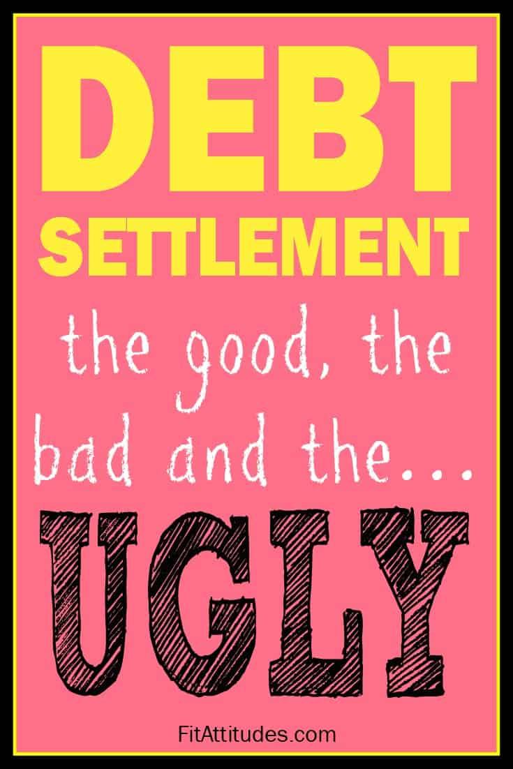 Debt Settlement Tips? Is debt settlement for you? #payoffdebt