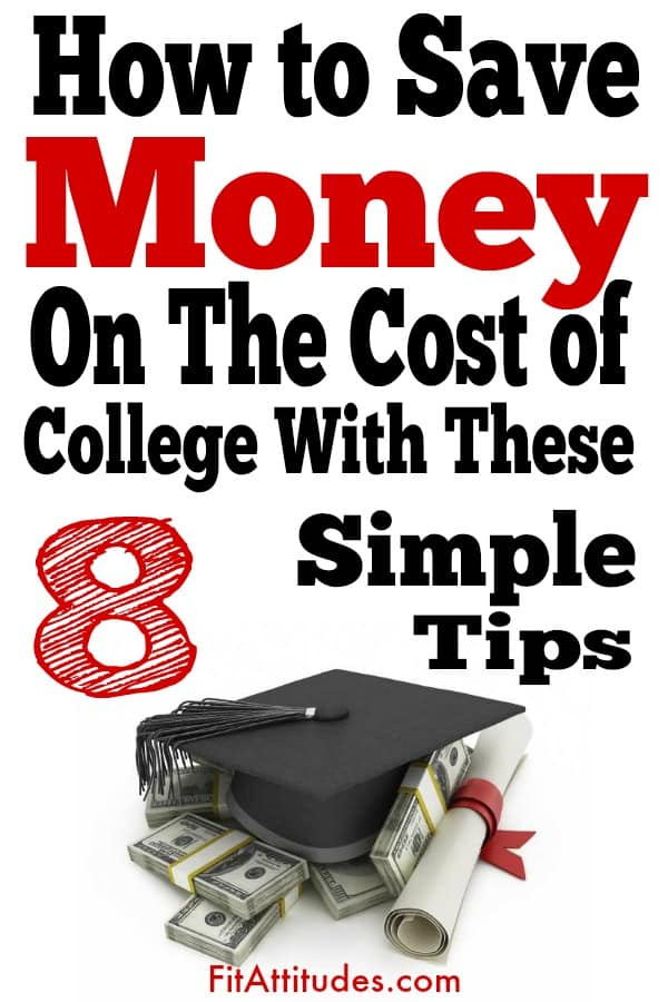 How to Save Money on College Costs
